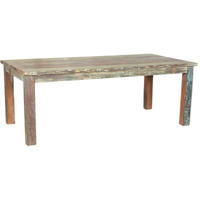 Aiden Dining Table Size: 96