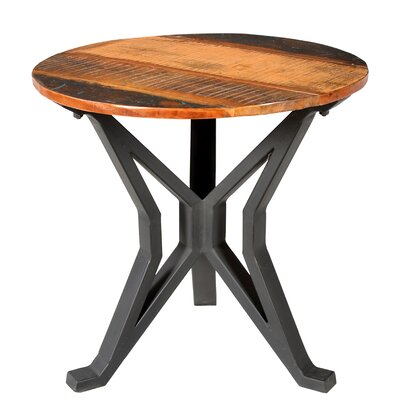 Minerva Round End Table
