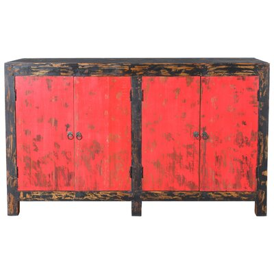 Auro Sideboard Finish: Antique Red