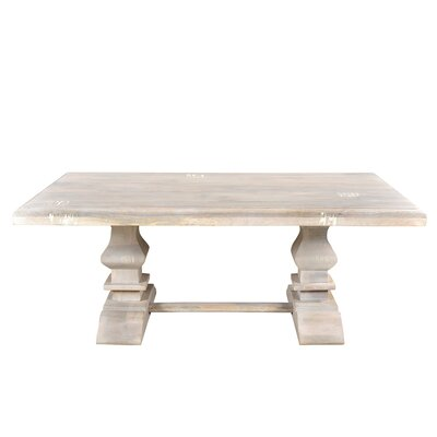 Maliyah Pedestal Coffee Table Finish: Lime