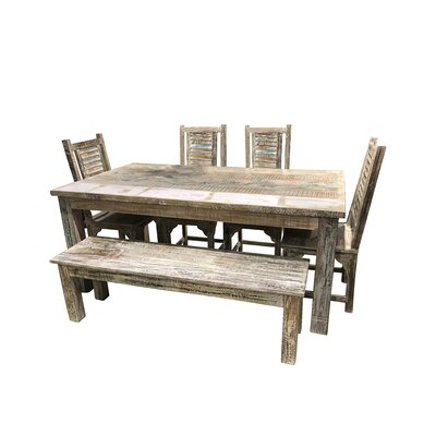 Desirae Dining Table Size: 72
