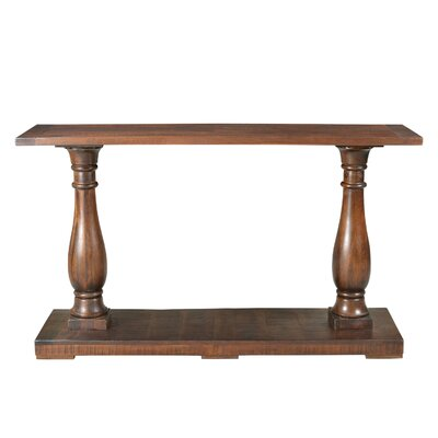 Brea Pedestal Console Table