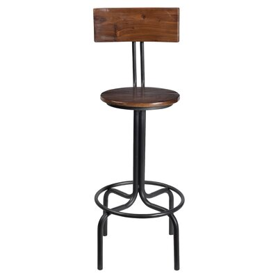 Ifra 24.5 Swivel Bar Stool