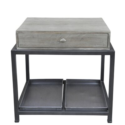 Morrissey-Bickerton End Table