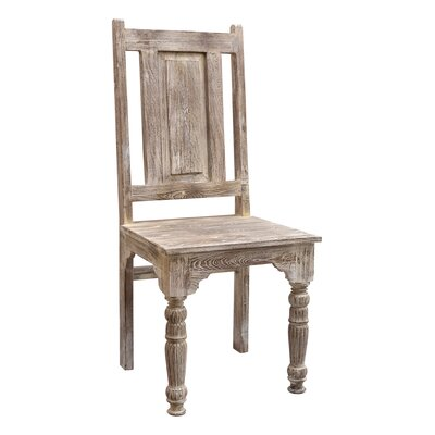 Difranco Solid Wood Dining Chair