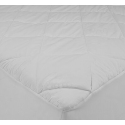 Hotel 0.25 Polyester Mattress Pad Size: King