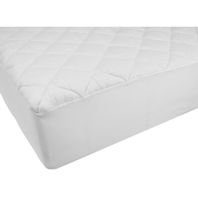 Hotel Deluxe Signature Mattress Pad Size: Full