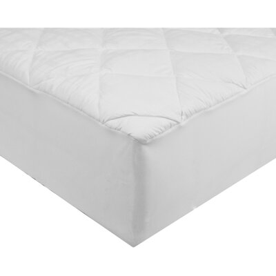 Hotel 0.25 Polyester Mattress Pad Size: Full
