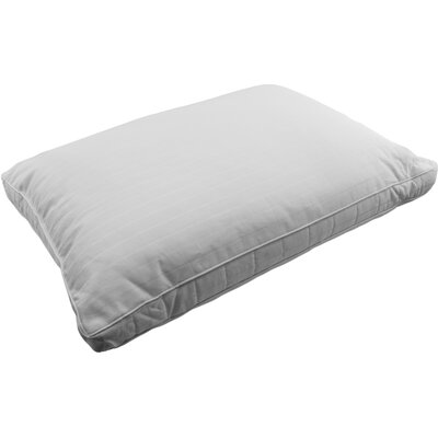 Twice as Nice Bed Feathers Pillow Size: King