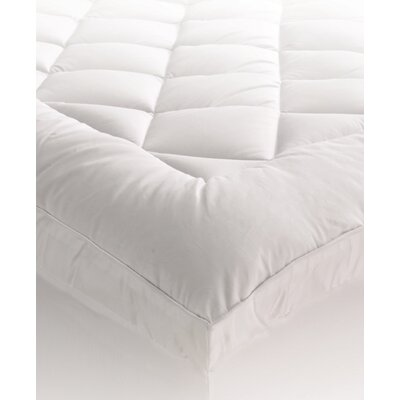 400 Thread Count Ultra Mattress Pad with Gusset Size: Twin