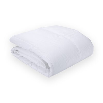 Luxe�Lightweight Down Comforter Size: King