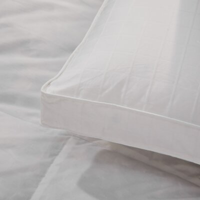 Luxe Side Sleeper Down Pillow Size: Queen