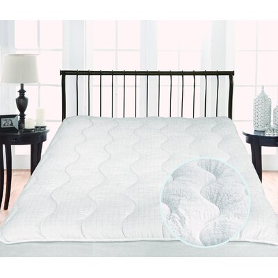 Twice As Nice 1 Mattress Pad Size: Queen