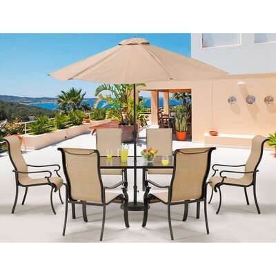 Elmar 7 Piece Dining Set