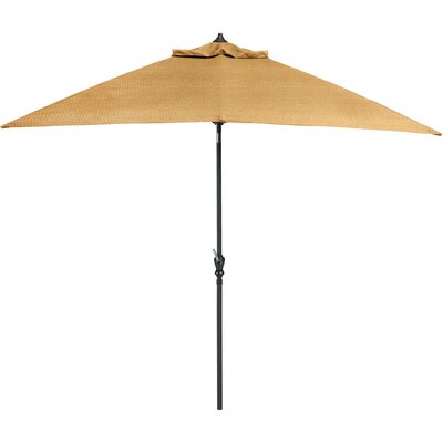9 Elmar Rectangle Market Umbrella