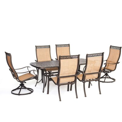 Barras 7 Piece Dining Set