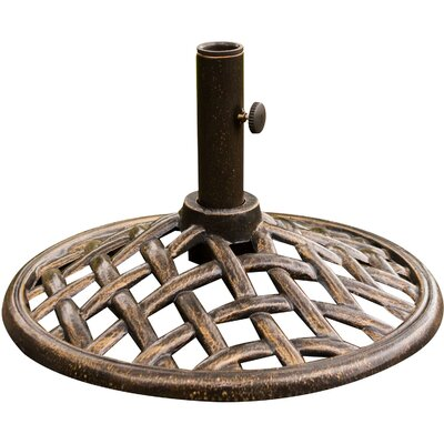 Annecliffe Iron Umbrella Base