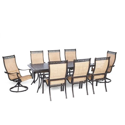 Rectangular Dining Set - Product photo