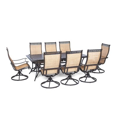 Barras 9 Piece Dining Set