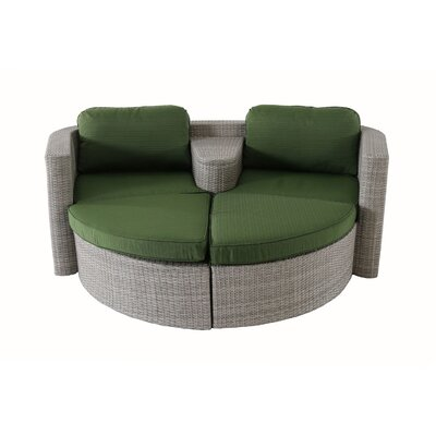Annville 3 Piece Deep Seating Group with Cushion