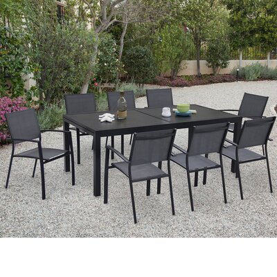 Balducci 9 Piece Dining Set
