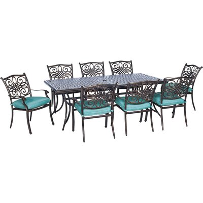 Tudor 17 Piece Rectangular Dining Set