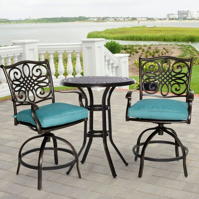 Tudor 5 Piece Bistro set