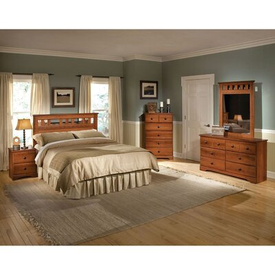 Suffield Queen Panel 5 Piece Bedroom Set