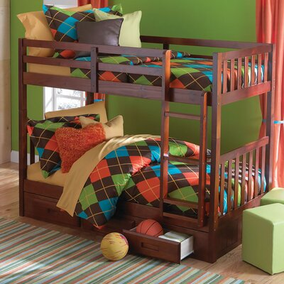 Edmond Slide-Out Trundle for Youth Bunk Beds