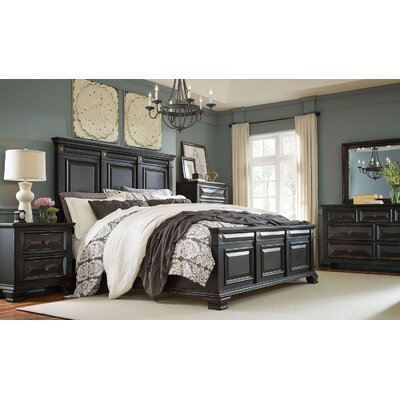 Kix King Platform 5 Piece Bedroom Set