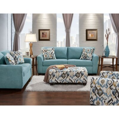 Thompson 4 Piece Living Room Set