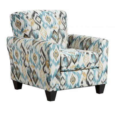 Thompson Ikat Armchair