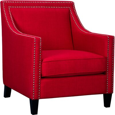 Lavalley Armchair Finish: Berry