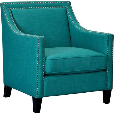 Lavalley Armchair Finish: Teal