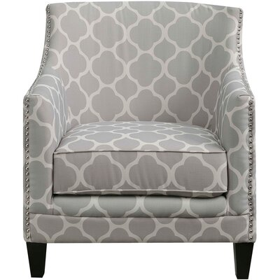Lavergne Armchair Finish: Gray