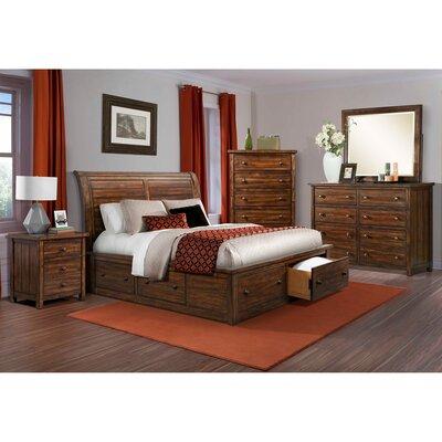 Morgan Storage Bed Size: Queen