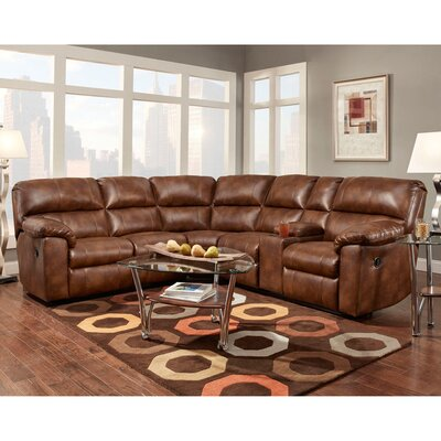Lachelle Home Theater Seating Reclining Sectional