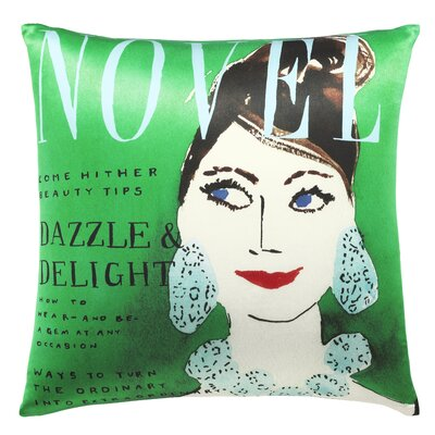Dazzle & Delight Throw Pillow