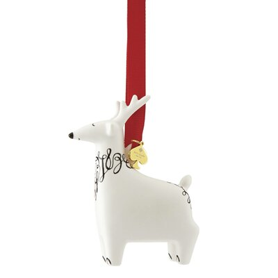 Woodland Park Reindeer Ornament