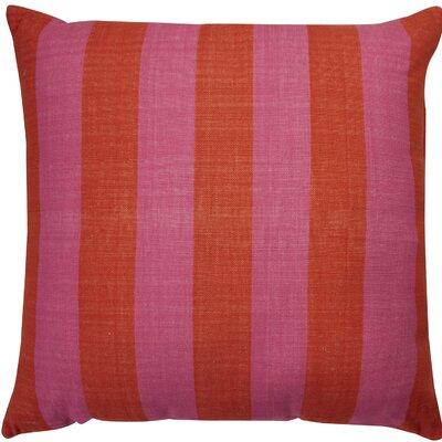 Double Stripe Throw Pillow