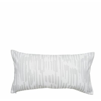 Paint Drip Oblong Lumbar Pillow