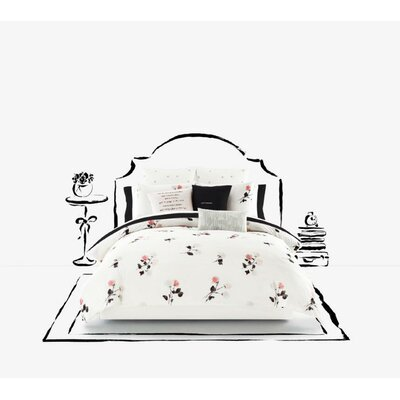 Willow Court Duvet  Cover Set Size: King