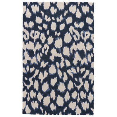 Gramercy Leopard Ikat by kate spade new york Rug Size: Rectangle 9 x 12