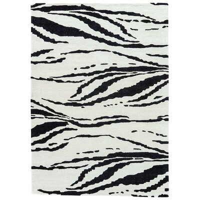 Gramercy Tiger Stripe by kate spade new york Rug Size: Rectangle 2 x 3