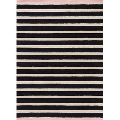 Astor Mariner Stripe by kate spade new york Rug Size: Rectangle 2 x 3