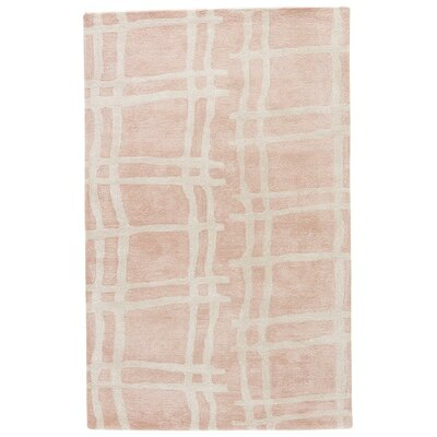 Gramercy Broken Plaid by kate spade new york Rug Size: Rectangle 4 x 6
