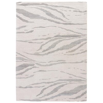 Gramercy Tiger Stripe by kate spade new york Rug Size: Rectangle 8 x 10