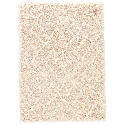 Heights Hand-Woven Diamond Shag by Kate Spade New York Rug Size: Rectangle 8 x 10