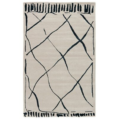 Gramercy Sketch by kate spade new york Rug Size: Rectangle 4 x 6
