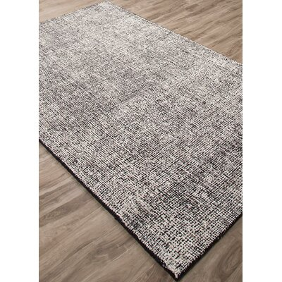 Stuyvesant Fairfax Hand-Tufted Brown/Beige Area Rug Rug Size: Rectangle 2 x 3